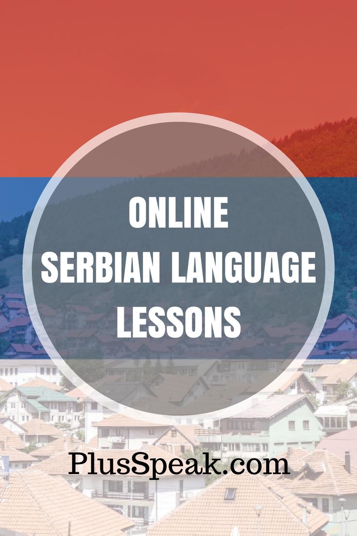 Bosnian/Croatian/Serbian Grammar: Alphabet and ...