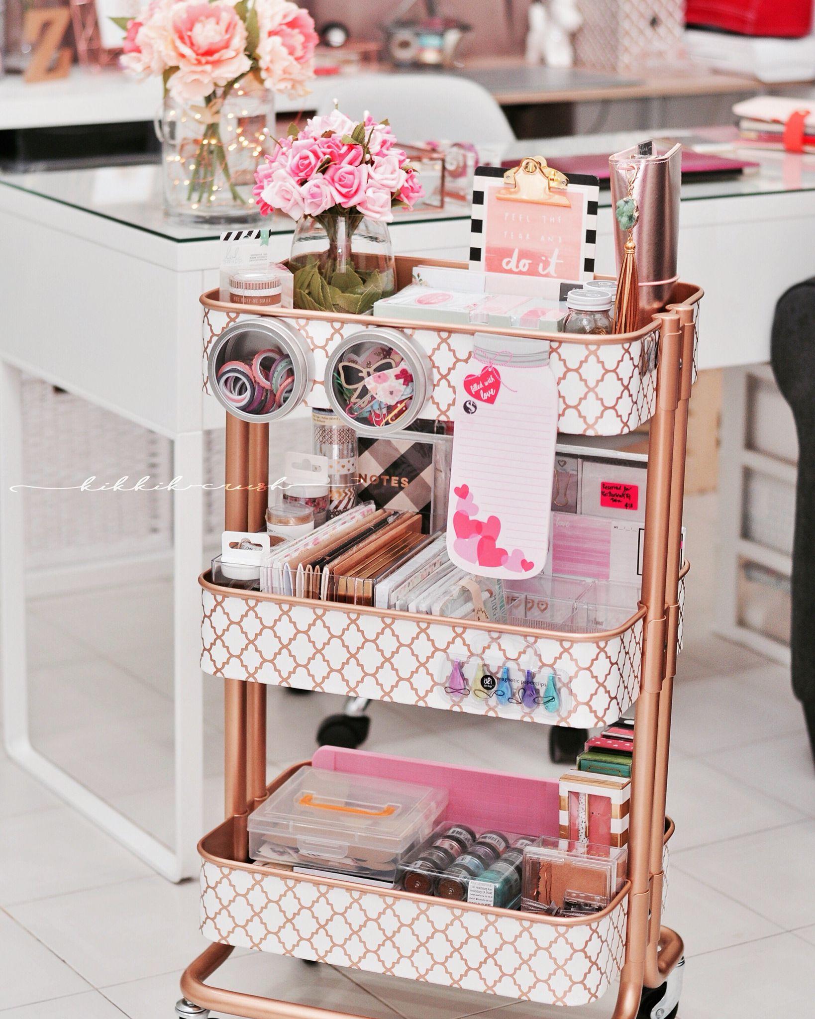 ikea raskog cart raskog pinterest rangement id es de rangement et amenagement maison. Black Bedroom Furniture Sets. Home Design Ideas