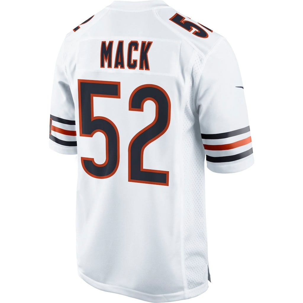 size 40 4c573 feabf Men's Nike Chicago Bears Khalil Mack Jersey, Size: Medium ...