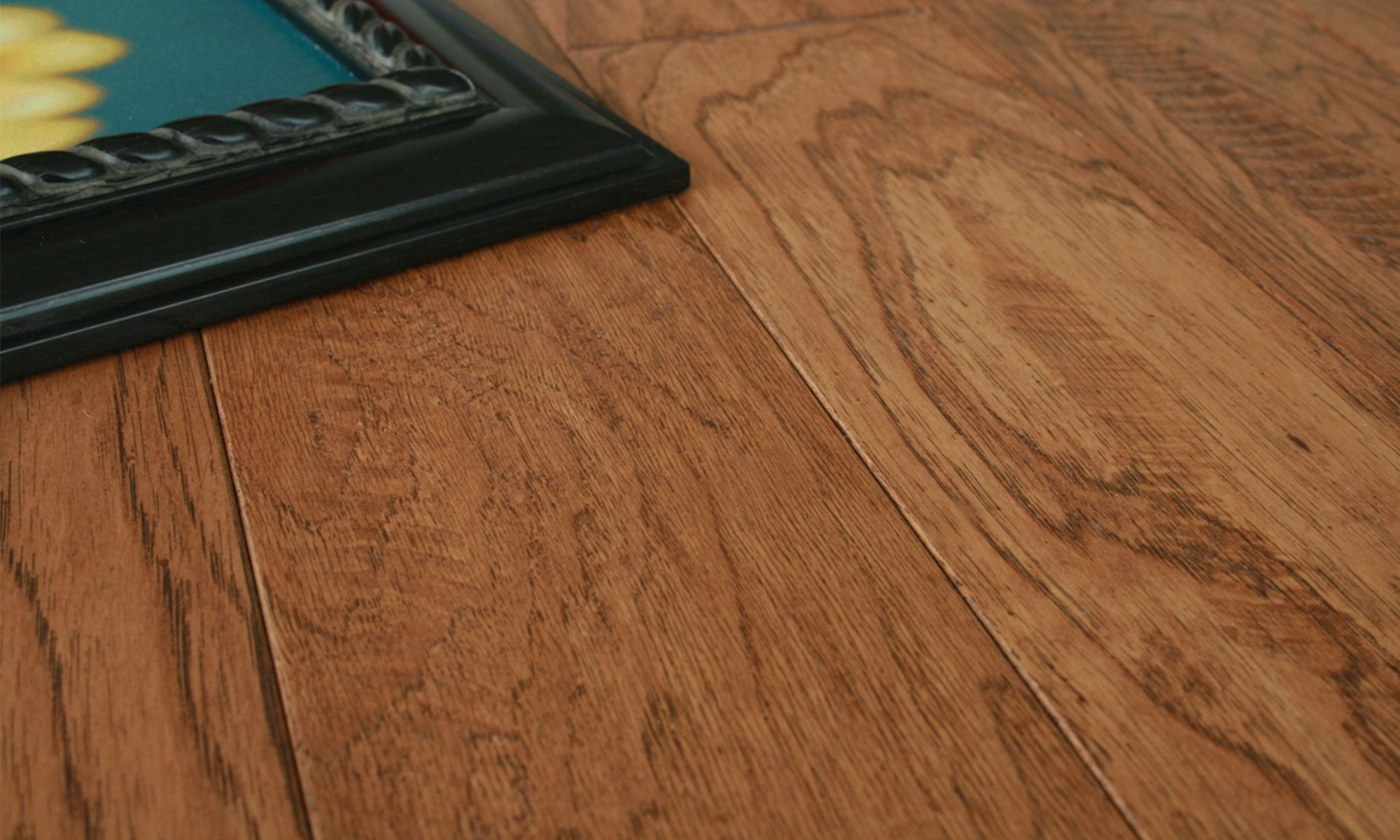 Engineered Hardwood Flooring Vancouver Sunset Hickory Hand Scraped Engineered Hardwood Flooring Our