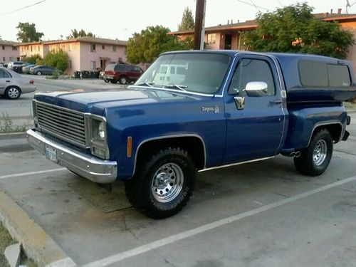 1980 Chevrolet Cheyenne North Hollywood Ca Used Cars Classic Cars