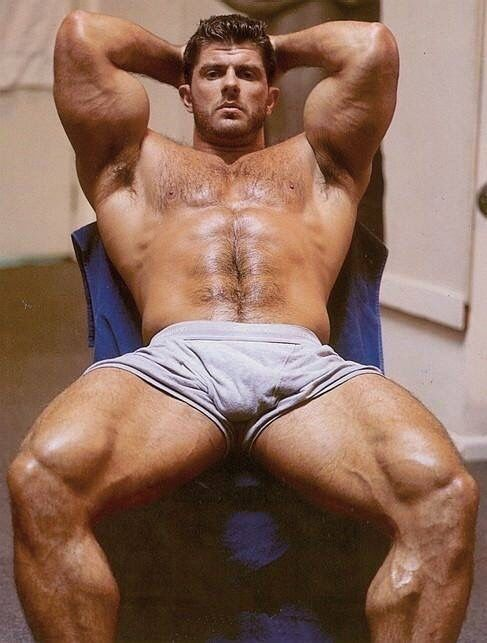 Rugged And Muscular