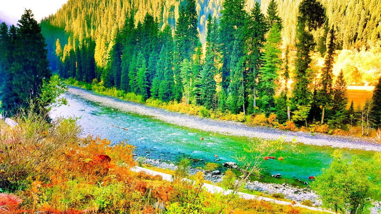 Taobut Neelam Valley Azad Kashmir Beautiful Landscapes Nature Wallpaper Landscape