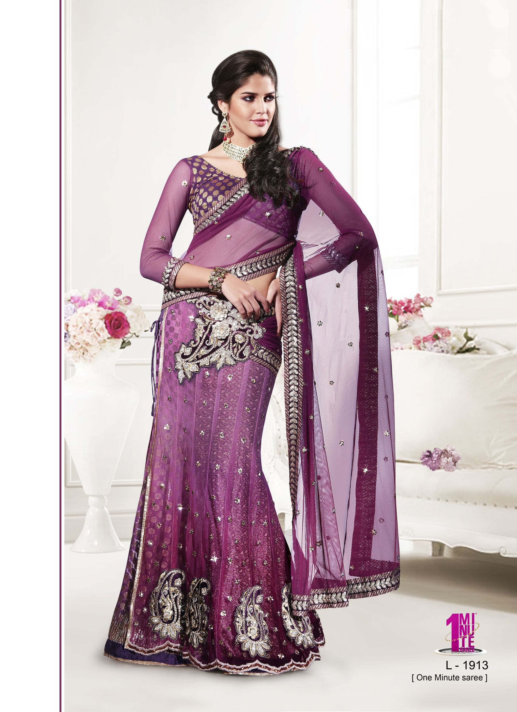 270f9e5f06 Buy latest designer Bollywood one minute saree at the best prices Bollywood sarees  online shopping with wholesale prices. #onlinesaree, #bollywoodsaree ...