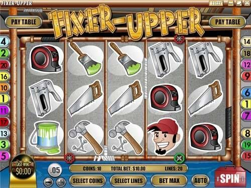 Play Fixer Upper Slot Machine Free with No Download