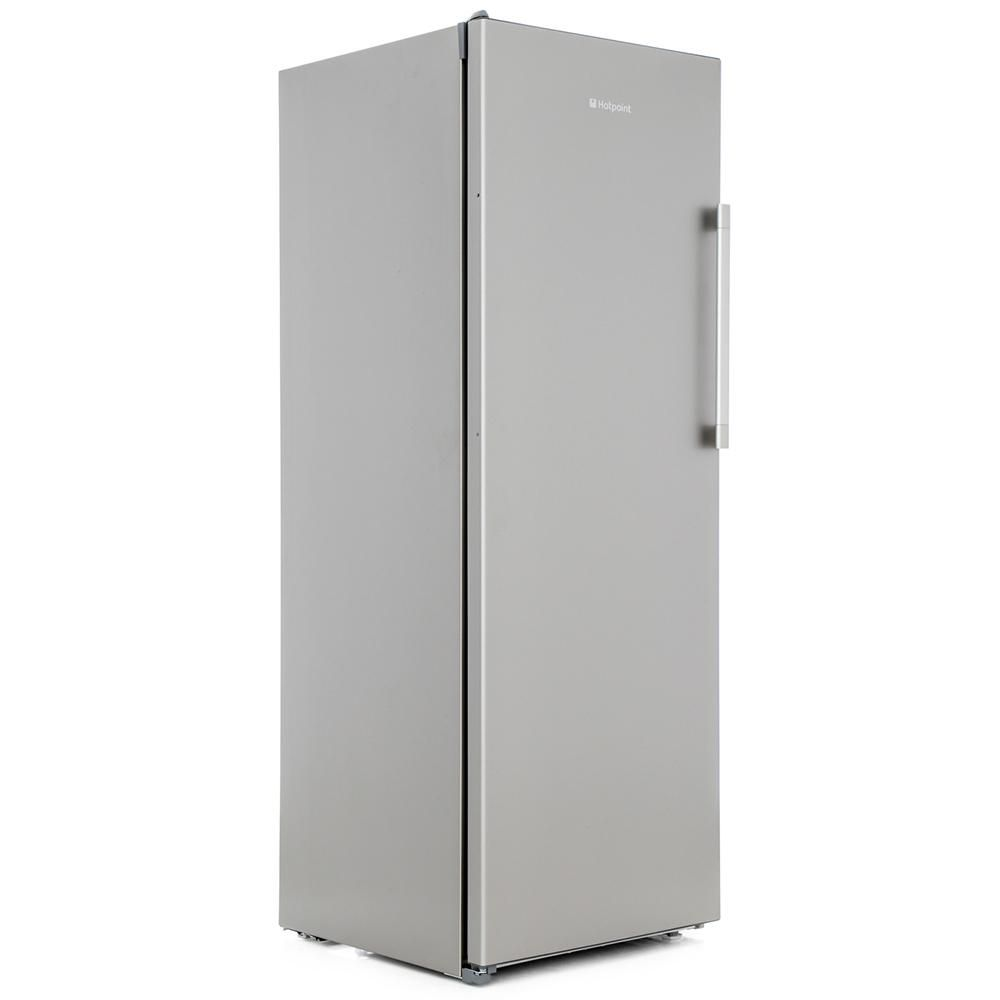 Buy hotpoint uh6f1cg frost free tall freezer graphite