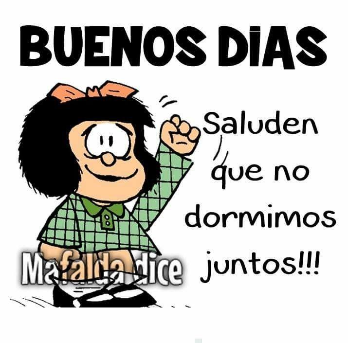 Mafalda dice | Mafalda frases, Mafalda, Frases