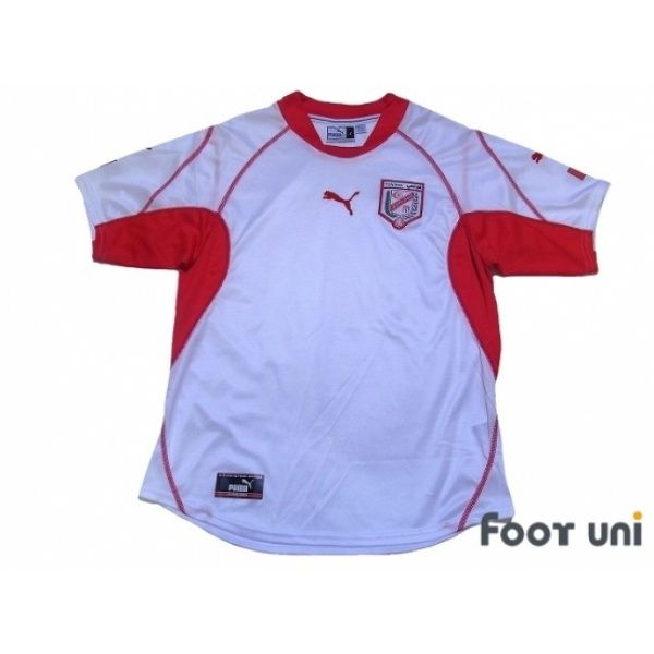 online store 43590 77785 Tunisia 2002 Home Shirt | National Teams Europe Others ...