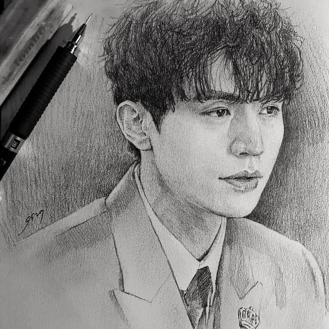 See This Instagram Photo By @9527moon U2022 Goblin Fan Art Kdrama   K-Drama Fanart   Pinterest ...