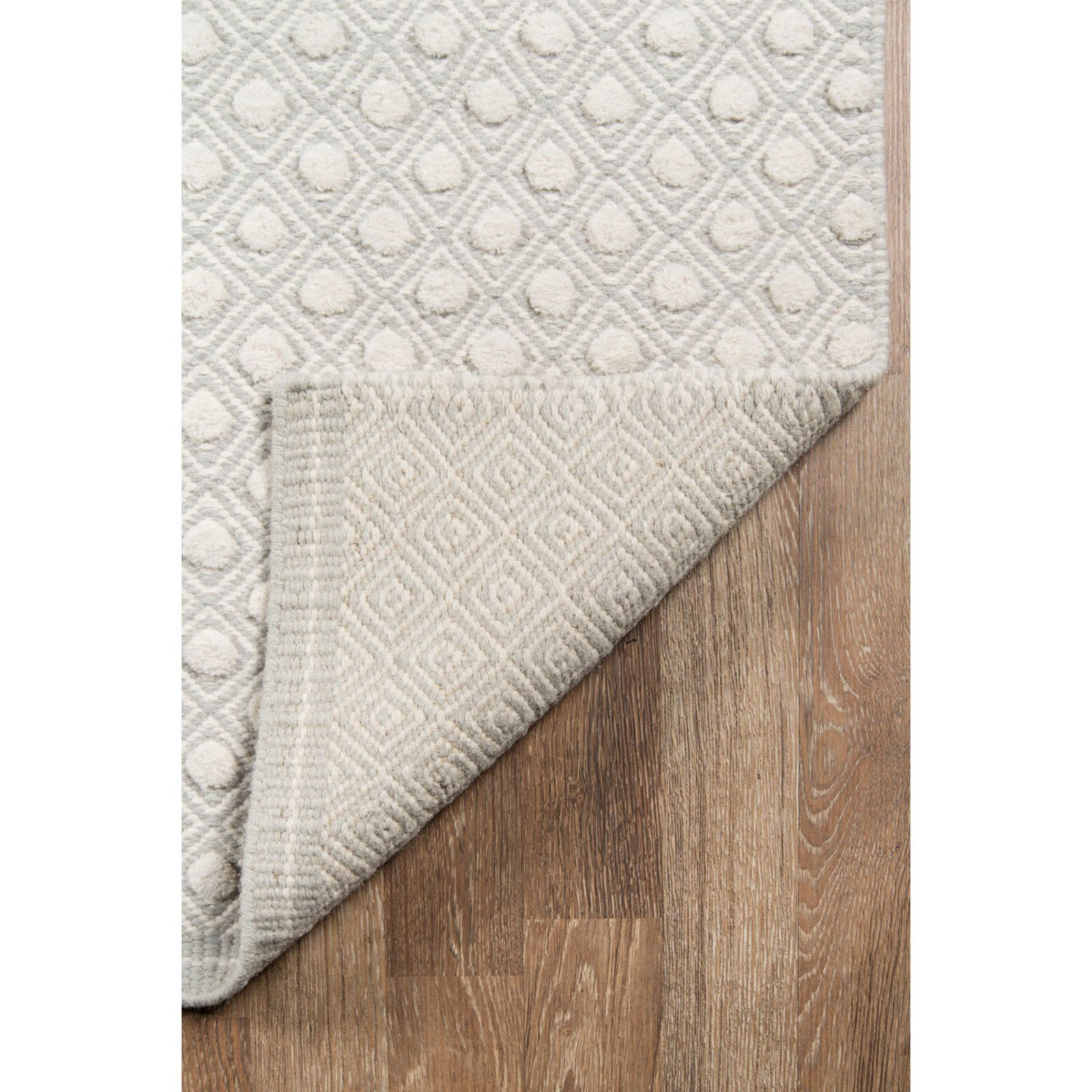 Polka Dot Puff Rug In 2019 Lido Condo Wool Area Rugs