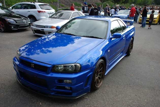 Asking price for Paul Walker's car from Fast & Furious nearly triples.