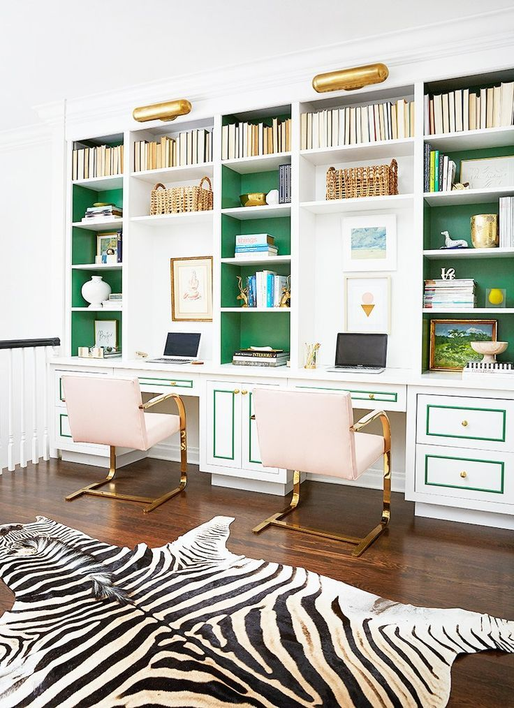 7 Chic Home Libraries to inspire you on how to decorate your own ...