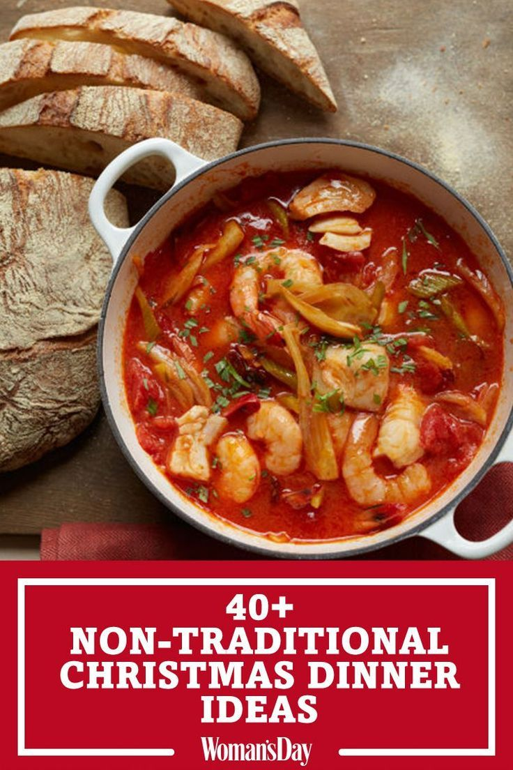 Non Traditional Christmas Dinner.50 Christmas Food Ideas You Need To Add To Your Holiday