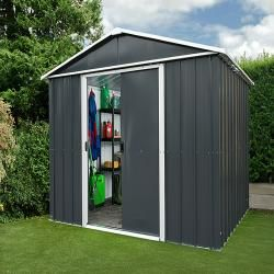 Photo of Garden sheds metal