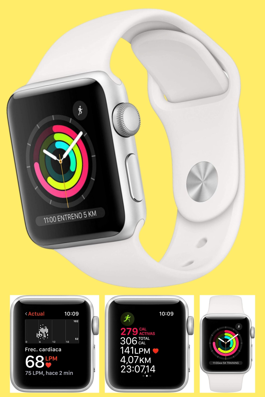 Apple Watch Series 3 Gps 38mm Apple Watch Series 3 Apple Watch Gps