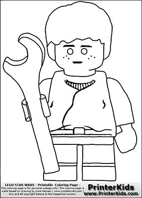 star+wars+mechanic   Lego Star Wars - Young Anakin ...