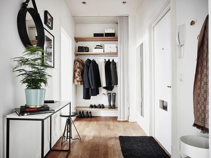 7 идей, найденных в шведской квартире на продажу – Красивые квартиры