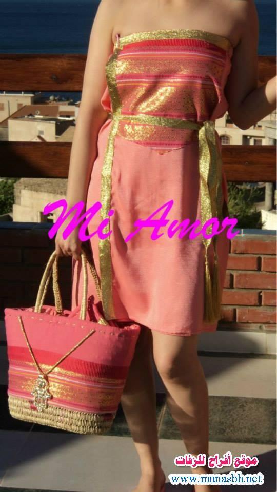 تروسو الحمام المغربي للعروس موديلات شابة بزاف Dresses Fashion Strapless Dress