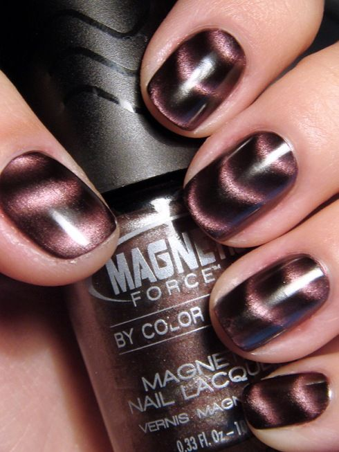 Color Club – Magnetic Force | Color club, Magnetic nail polish and ...