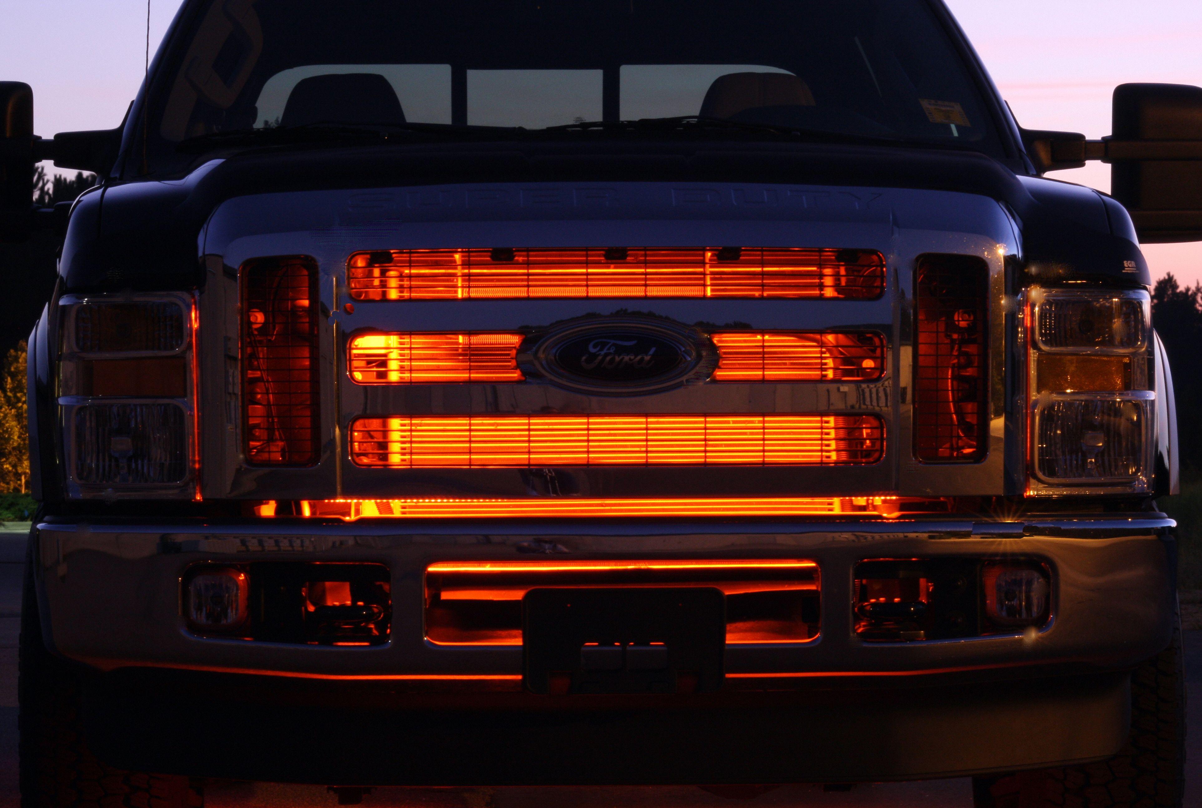 Custom Pickup Trucks | fury victory boat truck trailer ...
