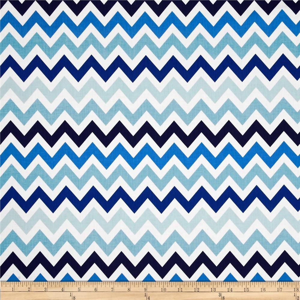 Remix Chevron Surf from @fabricdotcom Designed by Ann Kelle for ...
