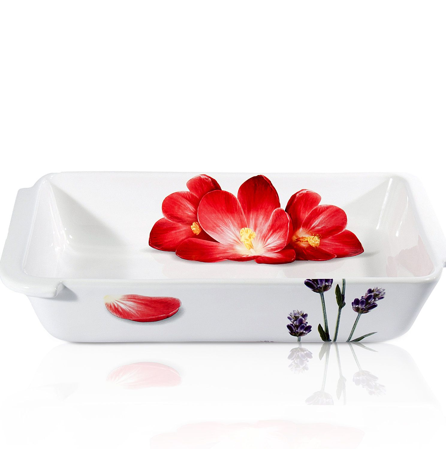 Vivere poppy rectangular baking dish products pinterest baking