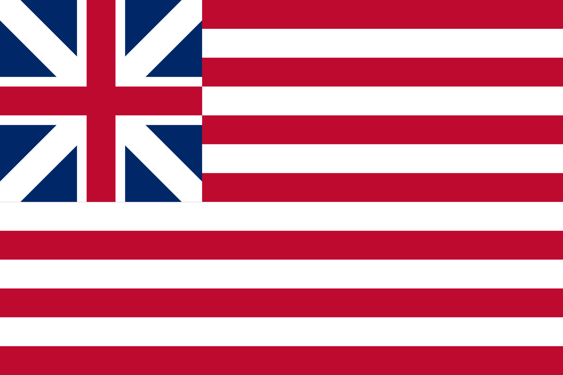 Today In History The American Flag Is Born 1777 Grand Union Flag War Flag Union Flags