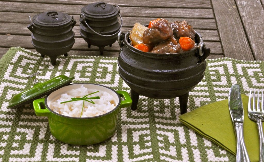 Oxtail Recipe | Beesstert Potjie | Chew and Chatter