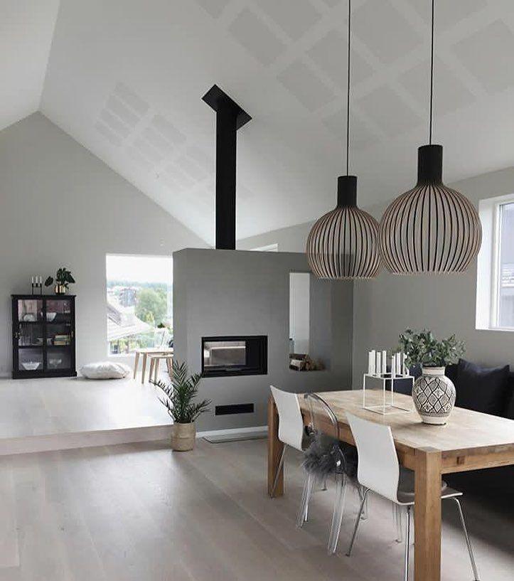 séjour naturel et moderne | déco | pinterest | séjour, déco maison ... - Decoration Salon Sejour Moderne