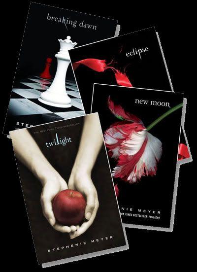 Twilight saga books ok que o a pero me encantaron - La nona porta libro ...