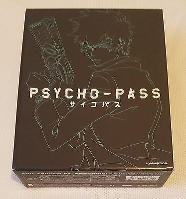 PSYCHO-PASS Season 1 Premium Limited Edition Out of Print Blu-ray https://t.co/e7PAhxlh54 https://t.co/WzhlIHObE4