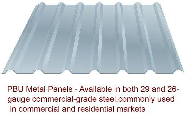 Image Result For Pbu Wall Panel Profile Metal Panels Architecture Metal Panels Wall Paneling