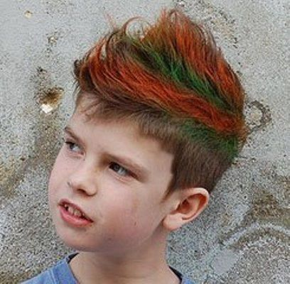 Stupendous 1000 Images About Kids Hair On Pinterest Kid Hairstyles Boy Short Hairstyles For Black Women Fulllsitofus