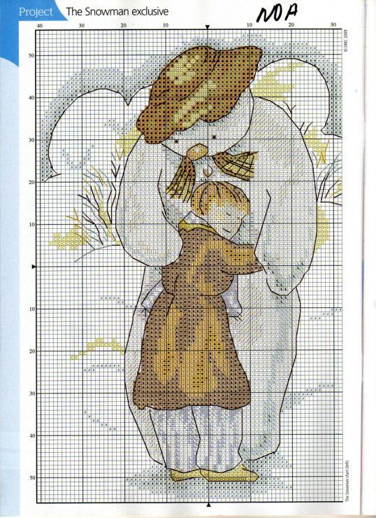 Gallery.ru / Photo # 19 - The world of cross stitching 158 - tymannost