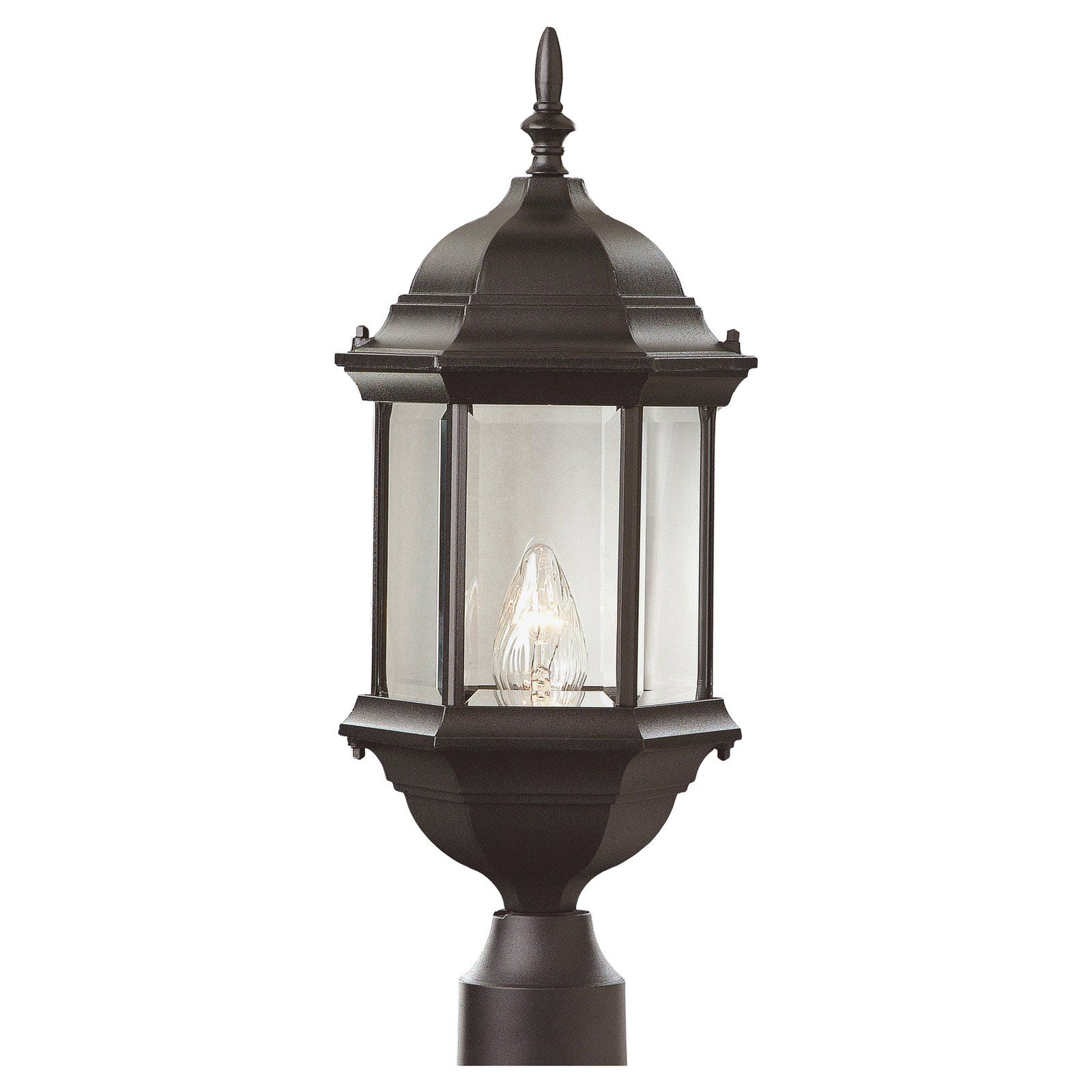 Trans Globe Alicante 4352 Outdoor Post Top Lantern 23h In With Images Outdoor Post Lights Trans Globe Lighting Lantern Head