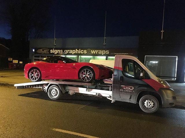 Early morning pick up from blueprint nottingham then back to our early morning pick up from blueprint nottingham then back to our central holding warehouse before we head north for our mercedes c63 amg thanks to blueprint malvernweather Image collections