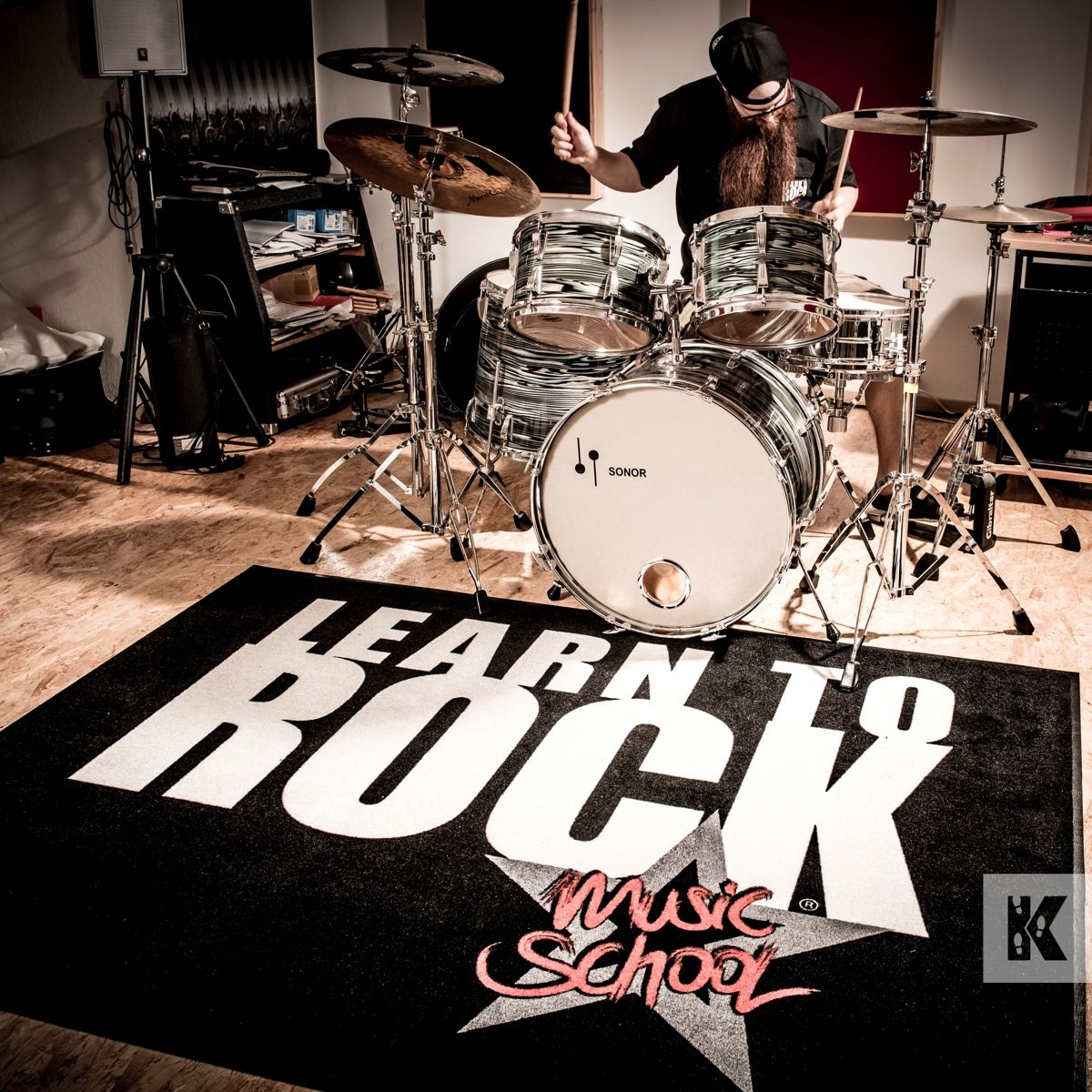 Rock Those Mats Get Your Band Practice Into The Groove With Rockstar Mats To Inspire Kleentexeurope Musicstudio Soundab Sonor Music Studio Mats