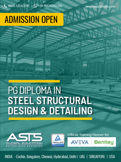 Admission Started Pg Diploma In Steel Structural Design Detailing For More Details Call Now 91 9020 210 Global Education Engineering Design Engineering