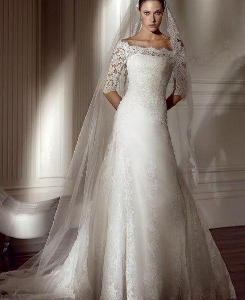 vinterbrud - klänning  1daef70e64ae3