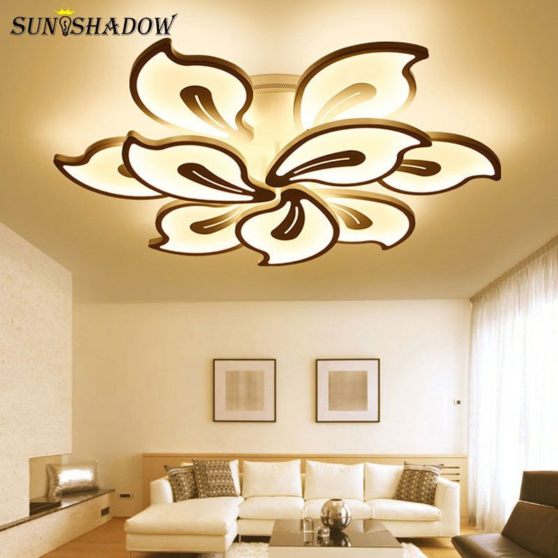 Best Price Acrylic Lamps Modern Led Chandelier For Living Room