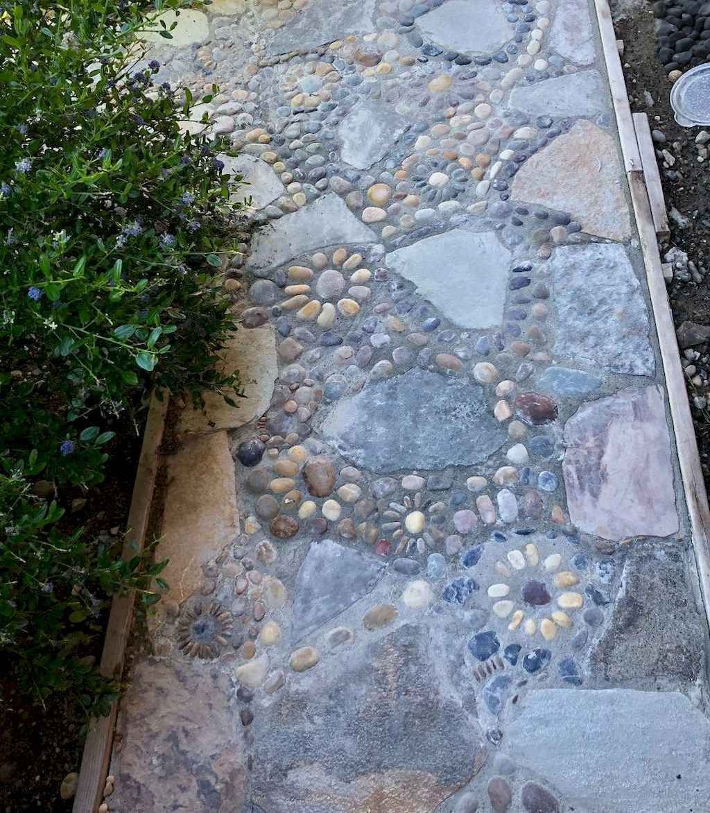 Photo of 27 Magnificent DIY Mosaic Garden Path Decorations For Your Inspiration – Decoradeas