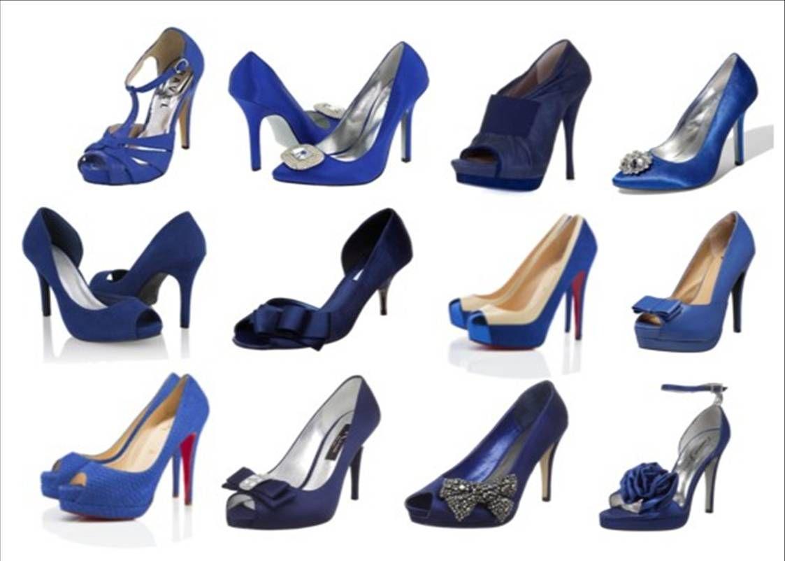 01d264d289 Zapatos azules para novias