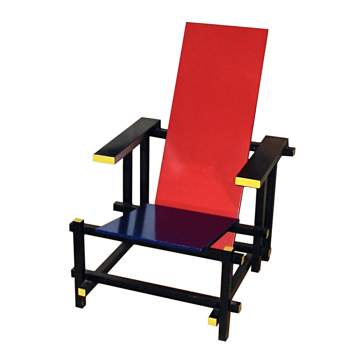 Sedia Red And Blue.Sedia Poltroncina Red Blue Doombodesign Furniture