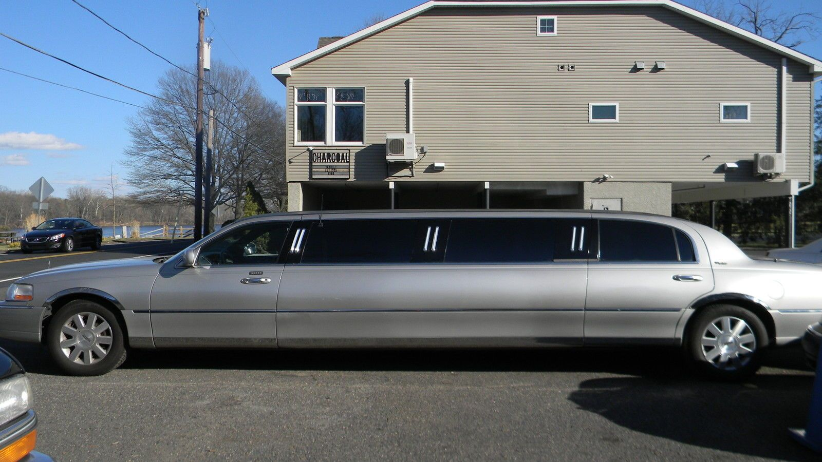 2003 Lincoln Town Car 100 Stretch Limousine Limousines For Sale