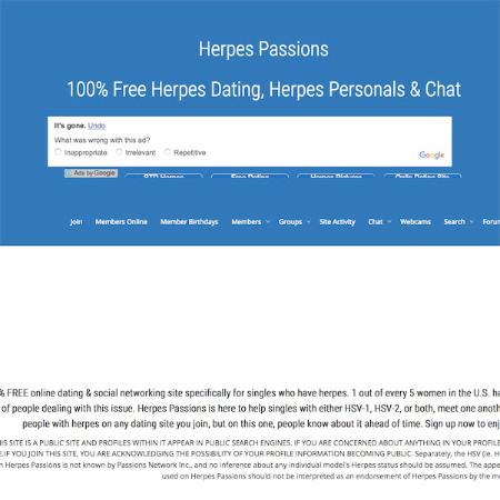 Pin on Top Herpe Dating Website Reviews