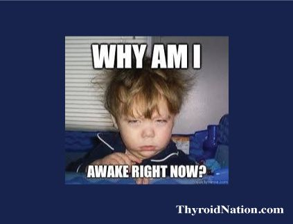 c5ceb3215b53aafd036032f19c8bb152 why am i awake meme thyroid nation funny pinterest thyroid