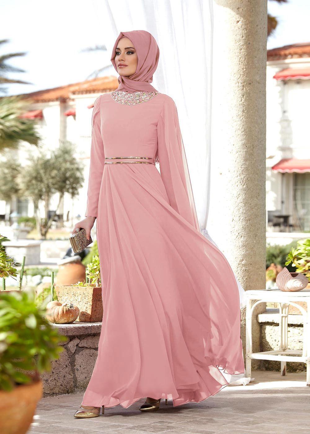 245c008b3166f Tesettür Mezuniyet Elbiseleri Genelde Genç Bayanların Tercihleri Arasında  Yer Alan Çoğunlukla Abiye Modellerinden Oluşan Elbiselerdir.