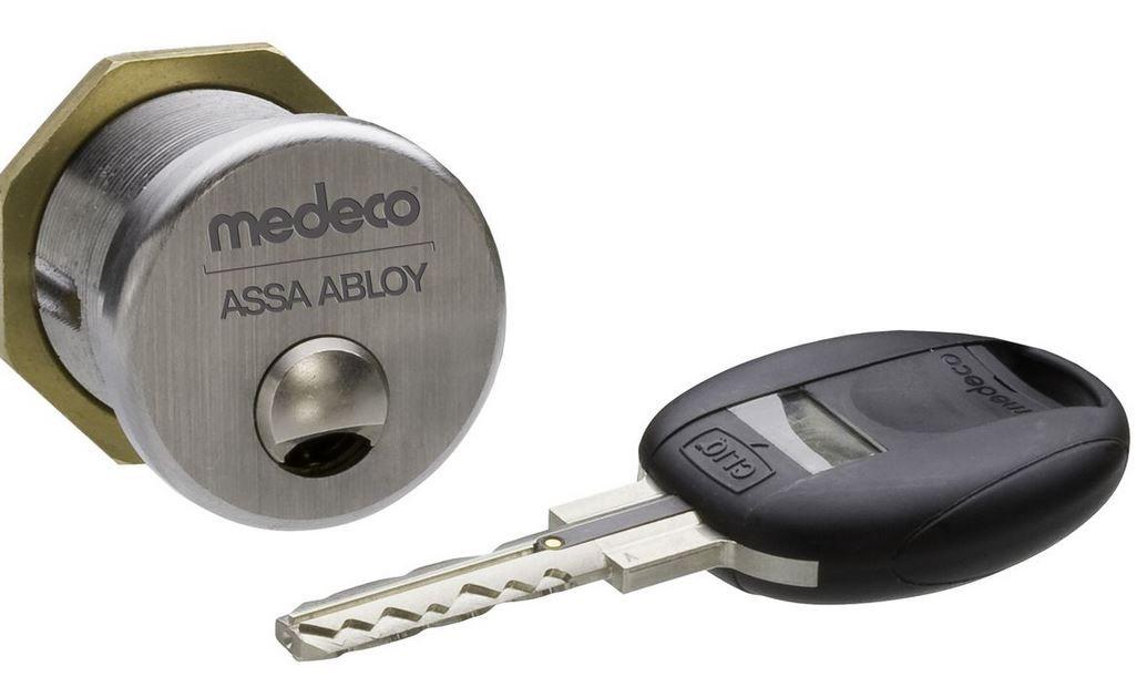 Medeco Logic Mortise High Security Locks Security Locks Mortising
