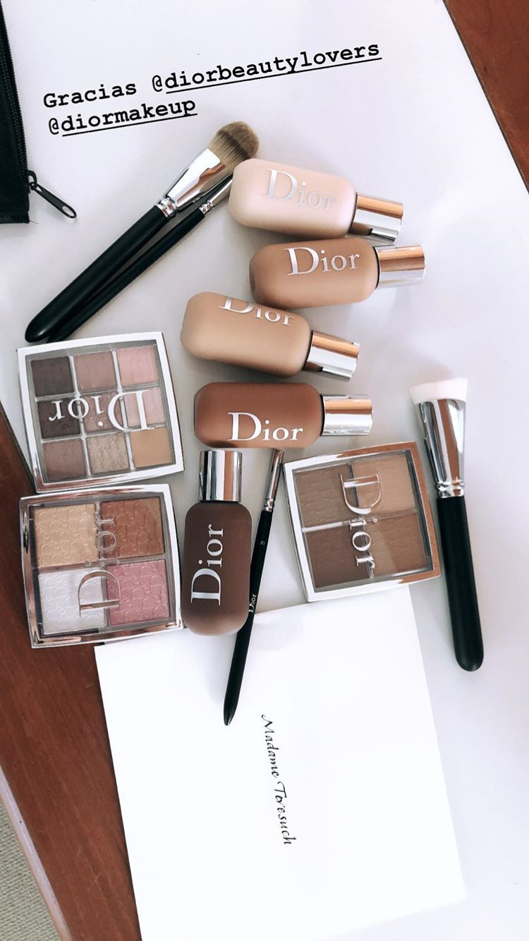 Pin by ניקול נרובאי on wishlist in 2020 Dior makeup