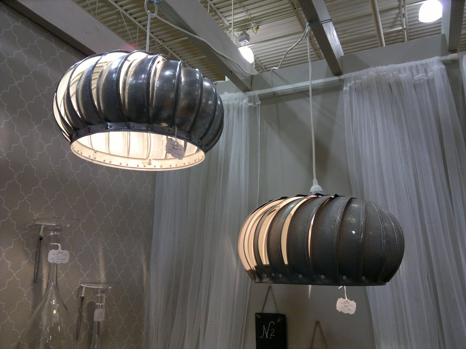 industrial chic lighting. Compressing Three Dimensions Down To Two: Industrial Chic Lighting D